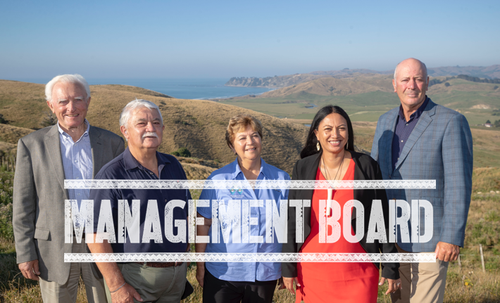 Whangara Farms - Management Board